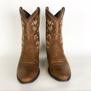 Ariat Western Boot Heritage x Toe Cedar - Youth